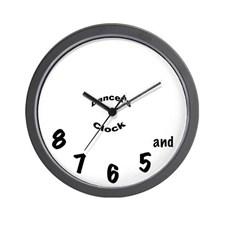 dancers clock nynke