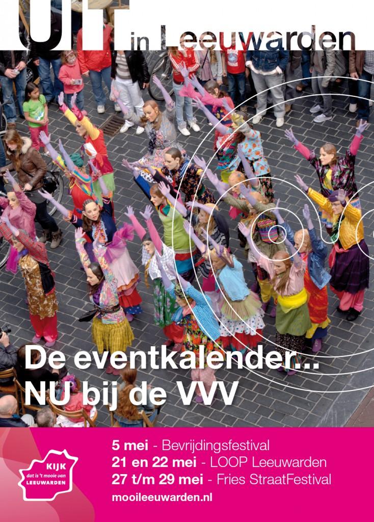 UIt in Leeuwarden - Billboard
