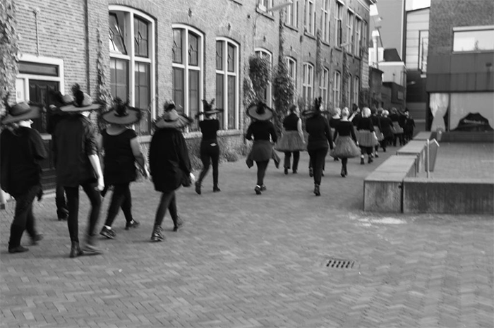 jazz dance balletschool nynke van duinen 2019 2020